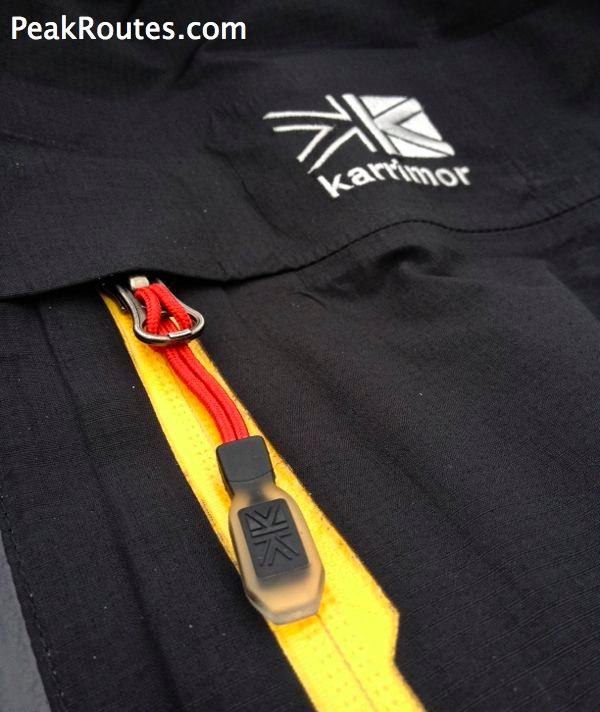 Karrimor parka jacket men's review